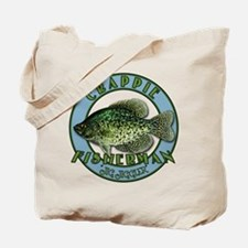 Click to view Crappie product Tote Bag