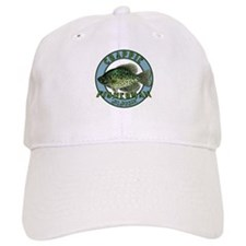 Click to view Crappie product Baseball Cap