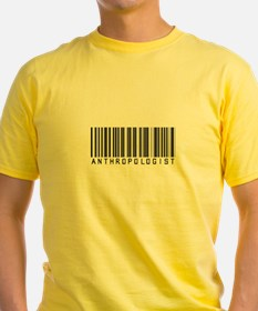 Anthropologist Barcode T