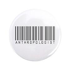 "Anthropologist Barcode 3.5"" Button"