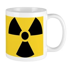 Radiation Symbol Mug