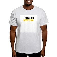 El Salvador Beer Team T-Shirt