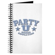 Party U/Higher Ed (Blue) Journal