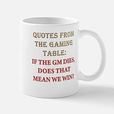 QFTT - Dies Mug