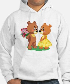 Young Love Teddy's Hoodie