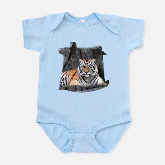 Resting Tiger Infant Bodysuit