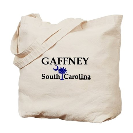 Gaffney South Carolina Tote Bag