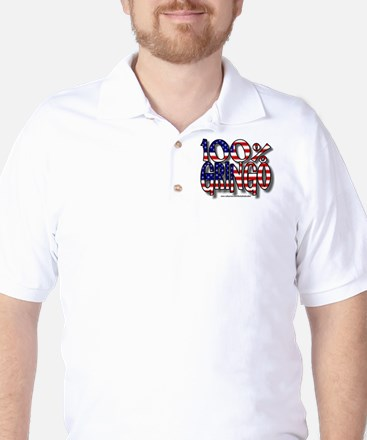 100% Gringo Golf Shirt