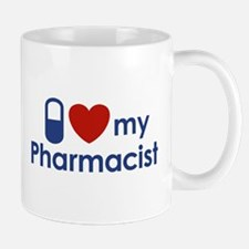 I Love my Pharmacist Mug
