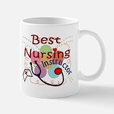 Best Nursing Instructor #1 Mugs