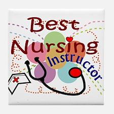 Cute Student nurse graduation 2013 Tile Coaster