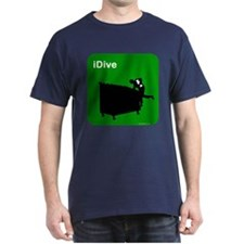I dive dumpster diver T-Shirt