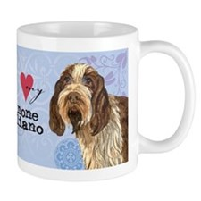 Spinone Italiano Small Mug