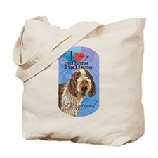 Spinone Italiano Tote Bag