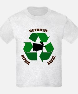3 Rs of dumpster diving T-Shirt