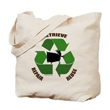 3 Rs of dumpster diving Tote Bag