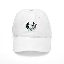 ROBOT WARRIOR Baseball Cap