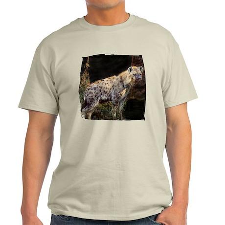 Spotted Hyena Light T-Shirt