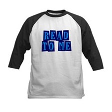 Navy & Blue Read to Me Tee