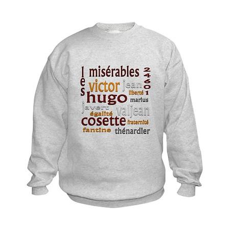 Les Miserables Kids Sweatshirt