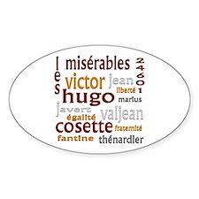 Les Miserables Decal