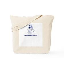 Hugh Liberal Tote Bag
