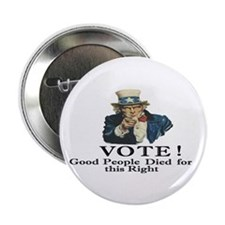 "Please Vote 2.25"" Button"