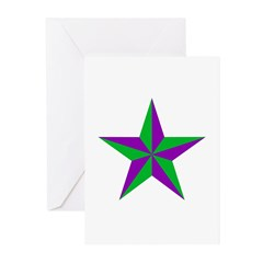 starr-star Greeting Cards