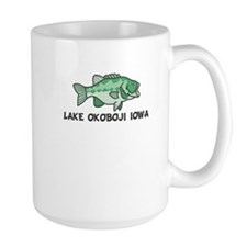 Lake Okoboji Iowa Mug
