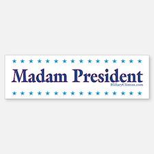 Madam President (Bumper)