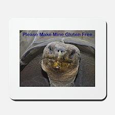 Please Make Mine Gluten Free Mousepad