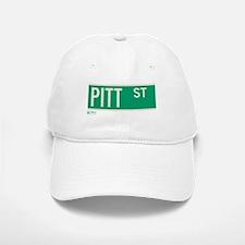 Pitt Street in NY Baseball Baseball Cap