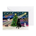 Xmas Magic & FCR Greeting Card