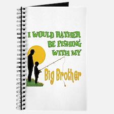 Fishing Big Brother Journal