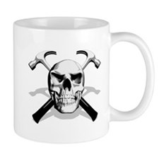 Carpenter Skull Mug