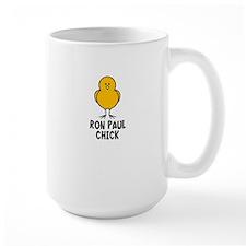 Ron Paul Chick Mug