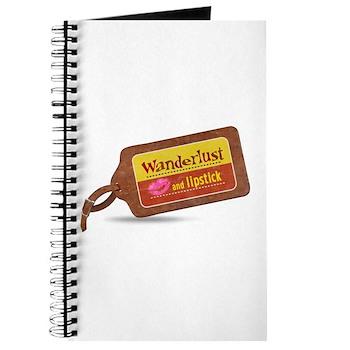 Wanderlust and Lipstick Journal