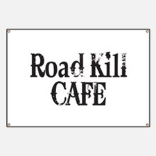 Road Kill Cafe Banner