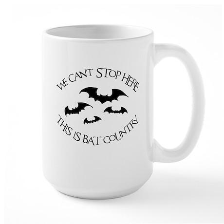 Bat Country Large Mug