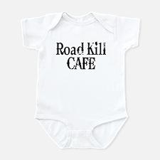 Road Kill Cafe Infant Bodysuit