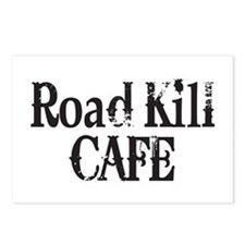 Road Kill Cafe Postcards (Package of 8)