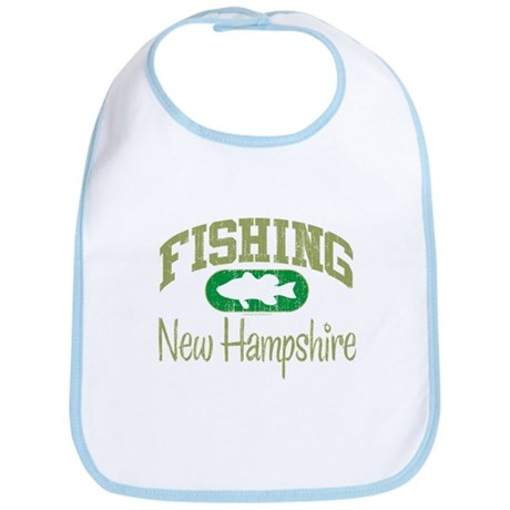 FISHING NEW HAMPSHIRE Bib
