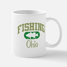 FISHING OHIO Mug