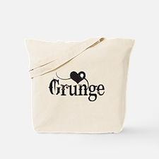 Love Grunge Tote Bag