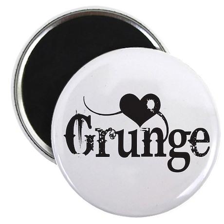 "Love Grunge 2.25"" Magnet (10 pack)"