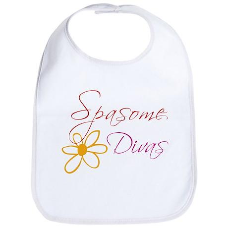 Spasome Divas Bib