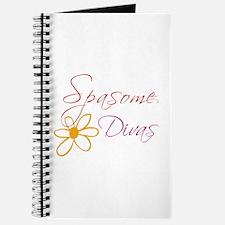 Spasome Divas Journal