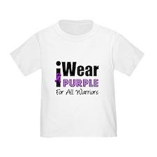 Purple Ribbon Warriors T