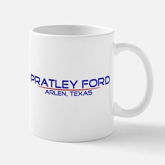 Pratley Ford Mugs