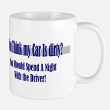 Spend a night Mug